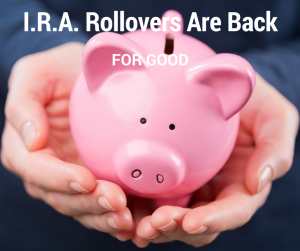 IRA Rollovers Piggy Bank